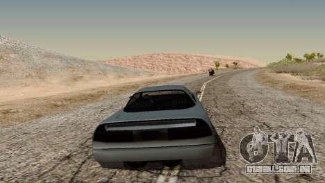 Physics from Forza Motorsport 5 para GTA San Andreas segunda tela