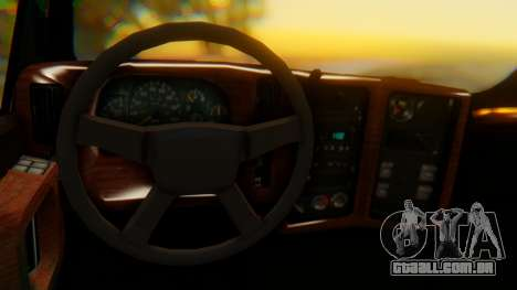 GMC Topkick C4500 para GTA San Andreas vista direita