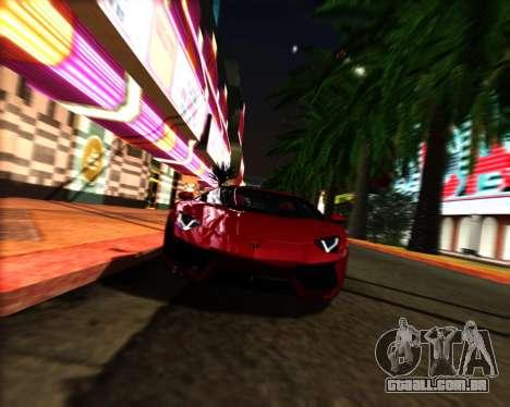 Jungles ENB v1.0 para GTA San Andreas terceira tela