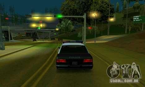 Project2DFX v3.2 para GTA San Andreas terceira tela
