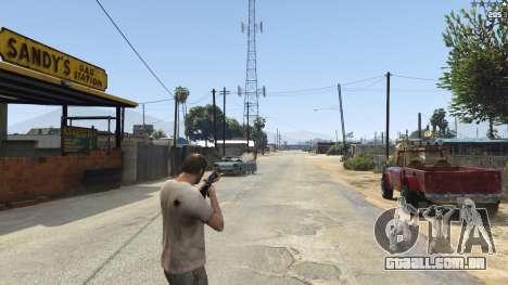 GTA 5 Bullet Time Mod [.NET] 1.2 segundo screenshot