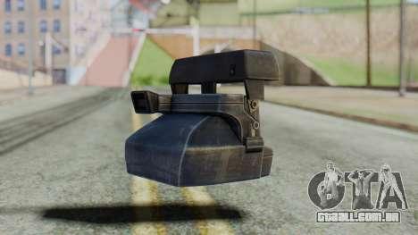 Camera from Silent Hill Downpour para GTA San Andreas segunda tela
