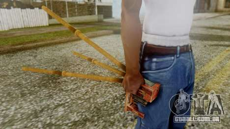 Red Dead Redemption Camera para GTA San Andreas terceira tela