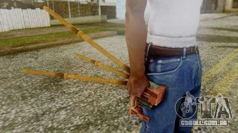 Red Dead Redemption Camera para GTA San Andreas terceira tela