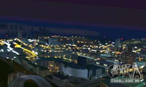 Project2DFX v3.2 para GTA San Andreas
