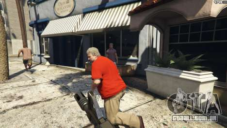Weapons Are Scary Mod [.NET] 1.3 para GTA 5