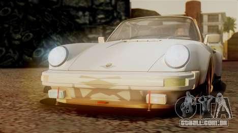 Porsche 911 Turbo (930) 1985 Kit C PJ para as rodas de GTA San Andreas