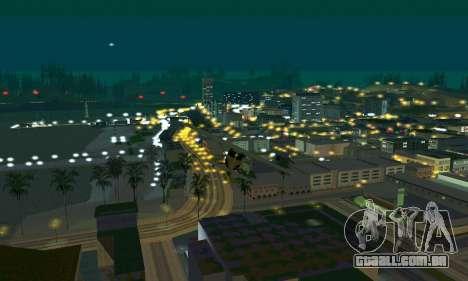 Project2DFX v3.2 para GTA San Andreas segunda tela