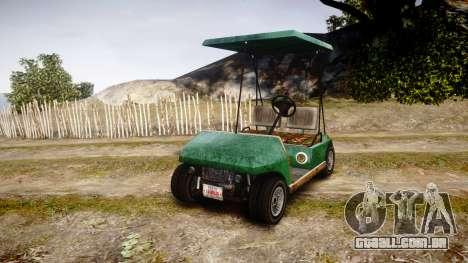 GTA V Nagasaki Caddy para GTA 4