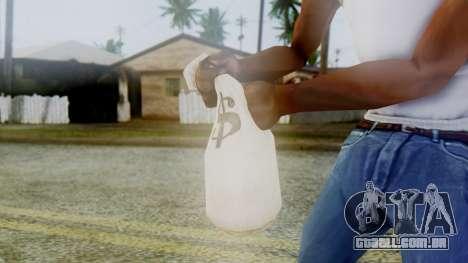 Red Dead Redemption Money para GTA San Andreas por diante tela