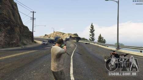 GTA 5 Gravity Gun 1.5 quarto screenshot