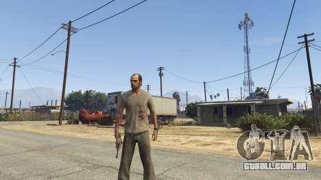 GTA 5 Fallout 3: Alien Blaster sexta imagem de tela