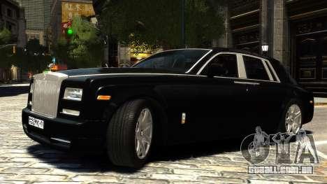 Rolls-Royce Phantom 2013 v1.0 para GTA 4