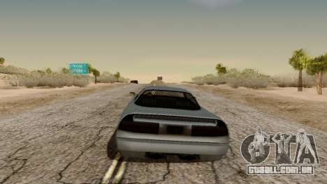 Physics from Forza Motorsport 5 para GTA San Andreas terceira tela