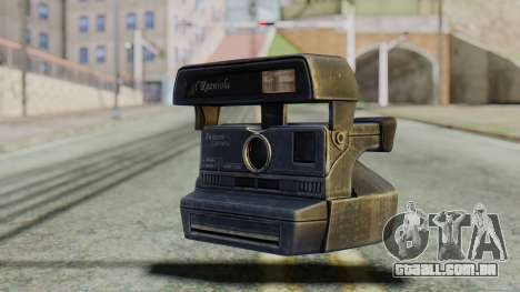 Camera from Silent Hill Downpour para GTA San Andreas