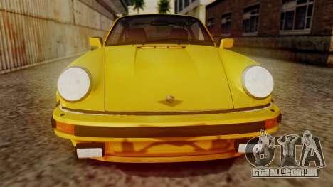 Porsche 911 Turbo (930) 1985 Kit C PJ para vista lateral GTA San Andreas