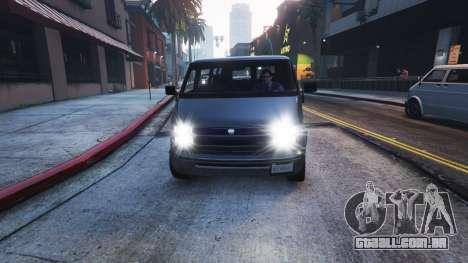 A melhoria da iluminação v1.3 para GTA 5