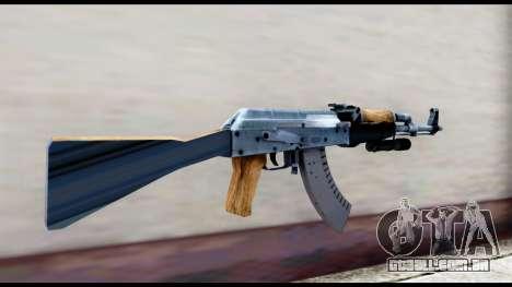 AK-47 de L4D2 para GTA San Andreas segunda tela