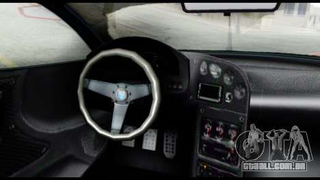 Grotti Turismo RXX-K v2.0 para GTA San Andreas vista direita