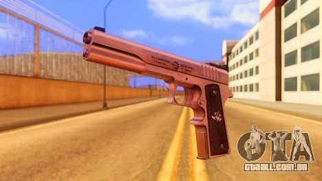 Atmosphere Pistol para GTA San Andreas