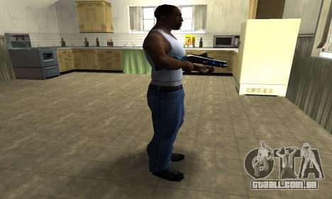 Water Shotgun para GTA San Andreas terceira tela