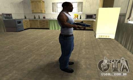Water Shotgun para GTA San Andreas terceira tela