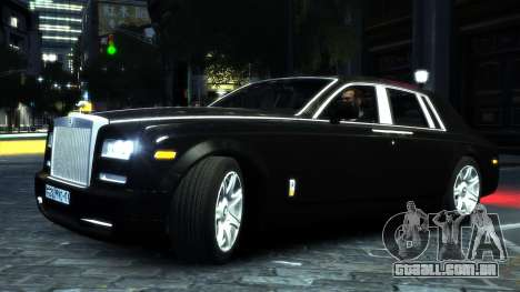 Rolls-Royce Phantom 2013 v1.0 para GTA 4 traseira esquerda vista