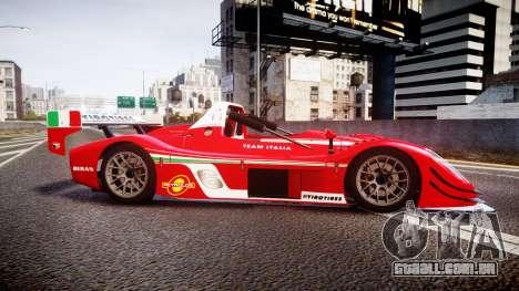 Radical SR8 RX 2011 [6] para GTA 4 esquerda vista