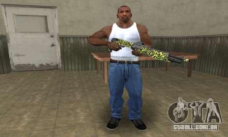 Jungle Spas para GTA San Andreas terceira tela