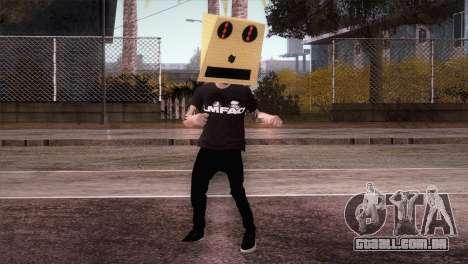 LMFAO Robot para GTA San Andreas