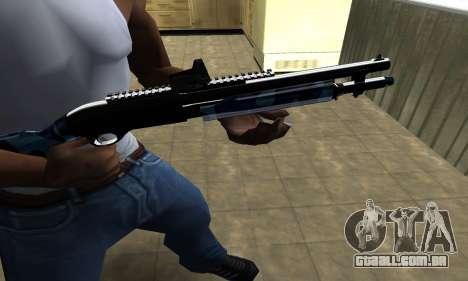 Water Shotgun para GTA San Andreas segunda tela