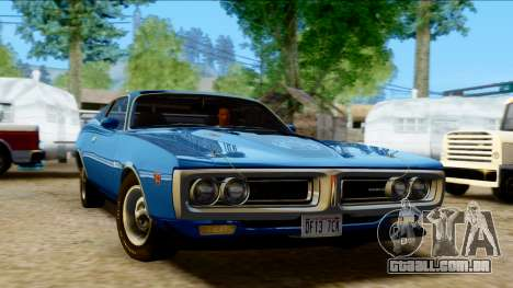 Dodge Charger Super Bee 426 Hemi (WS23) 1971 PJ para GTA San Andreas