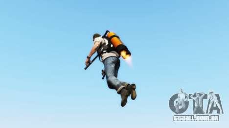 GTA 5 Jetpack v1.0.1 segundo screenshot