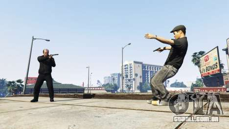 GTA 5 Duelo no velho Oeste v1.2 segundo screenshot