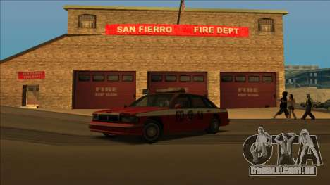 FDSA Premier Cruiser para as rodas de GTA San Andreas