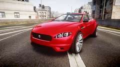 GTA V Ocelot Jackal liberty city plates