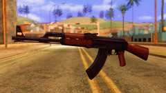Atmosphere AK47 para GTA San Andreas