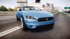 GTA V Ocelot Jackal new york plates
