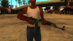 AK-47 Serpente de Fogo