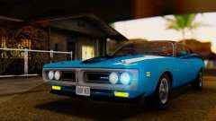 Dodge Charger Super Bee 426 Hemi (WS23) 1971 IVF para GTA San Andreas