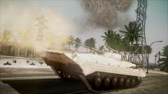 Call of Duty 4: Modern Warfare BMP-2 para GTA San Andreas
