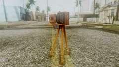 Red Dead Redemption Camera para GTA San Andreas