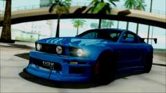 Ford Mustang GT Modification para GTA San Andreas