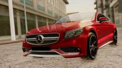 Mercedes-Benz S63 Coupe para GTA San Andreas