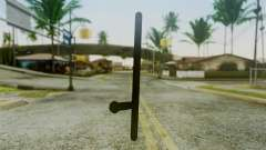 Police Baton from Silent Hill Downpour v2