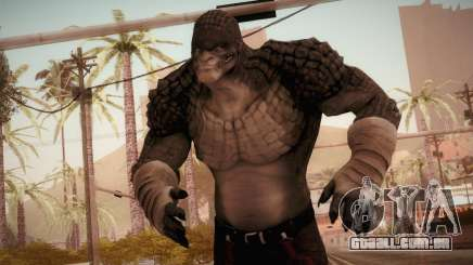 Killer Croc (Batman Arkham Origins) para GTA San Andreas
