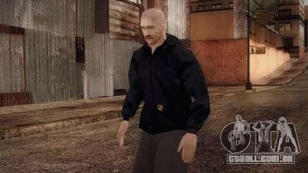 Mercenário máfia para GTA San Andreas