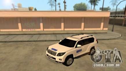 Toyota Land Cruiser OSCE (ОБСЕ) para GTA San Andreas