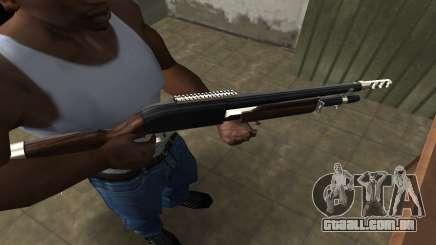 Biggie Shotgun para GTA San Andreas