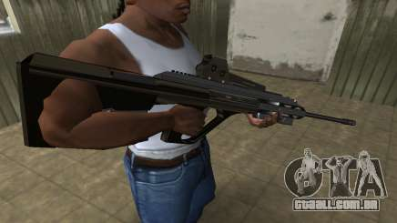 Brown AUG para GTA San Andreas